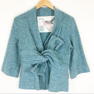 Anthropologie Robin and choose sweater